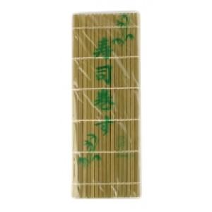 Bambukinis kilimėlis sušiams gaminti, 27 x 27 cm, 1 vnt