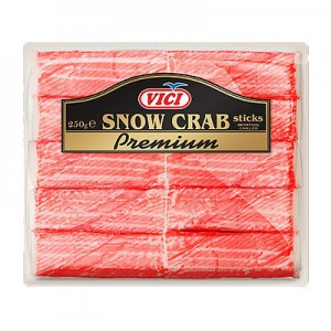 Snieginių krabų lazdelės 250 g